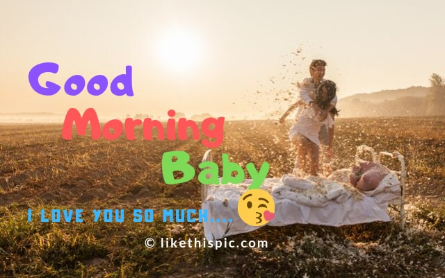 good morning love image hd