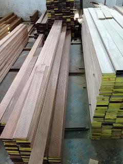 flooring kayu kruing