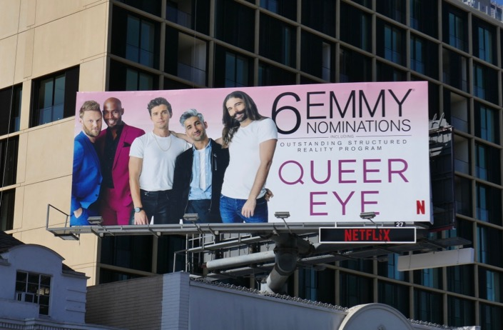 Queer Eye 6 Emmy nominations billboard