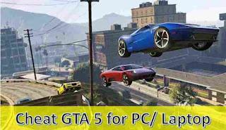 cheat gta 5 PC atau laptop