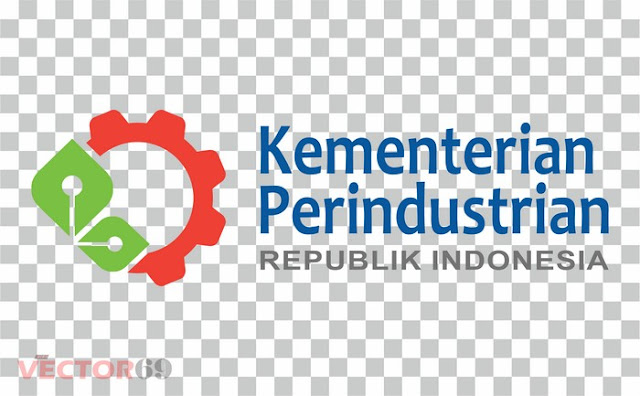 Logo Kementerian Perindustrian Indonesia (Kemenperin) - Download Vector File PNG (Portable Network Graphics)