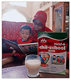 morinaga susu soya susu pertumbuhan terbaik untuk anak alergi
