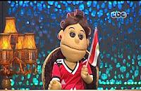 الحلقة 9 من برنامج أبلة فاهيتا حلقة الجمعة 27-1-2017 مع المطرب محمود العسيلى - حلقة كاملة