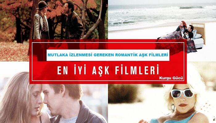 En Çok İzlenen Romantik Aşk Filmleri: Sevgilinizle İzleyebileceğiniz 10 Aşk Filmi - Kurgu Gücü
