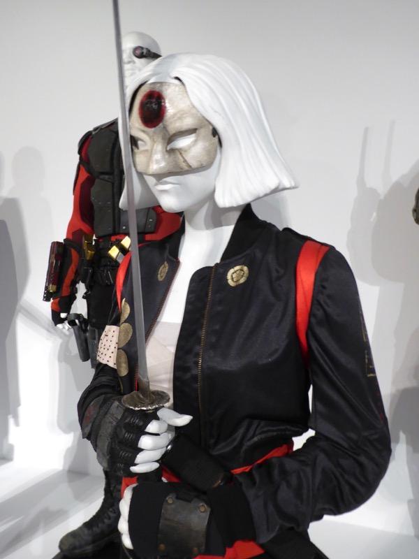 Suicide Squad Katana film costume