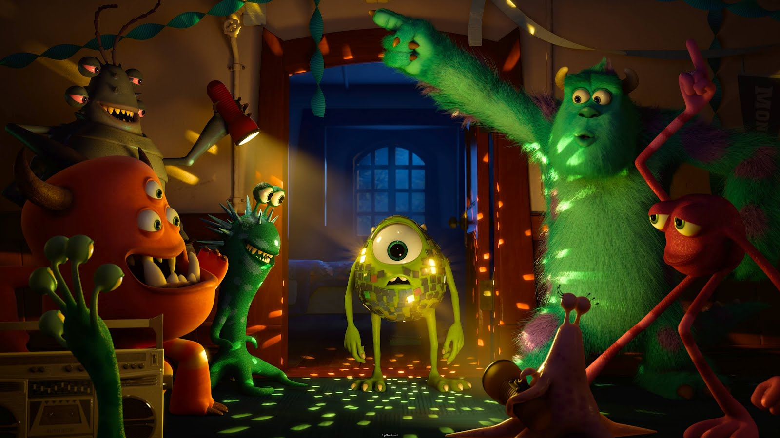 Show Buzz Ness: Monster University : A Prequel to Monsters Inc