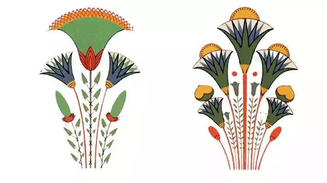 Egyptian Flowers