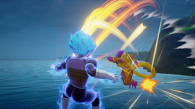 تحميل لعبة Dragon Ball Z Kakarot