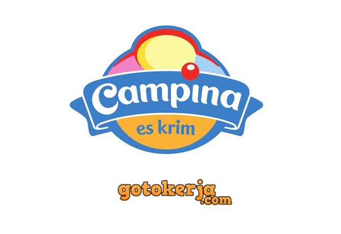 Lowongan Kerja PT Campina Ice Cream Industry Tbk