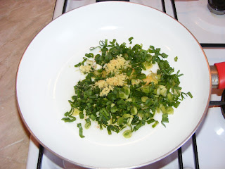 Tigaie cu ceapa usturoi si ghimbir retete culinare,
