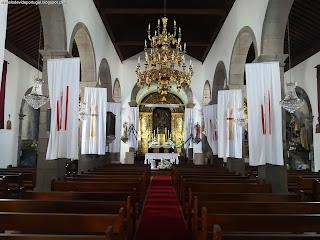PORTUGAL / Churchs, Ilha Terceira, Açores, Portugal