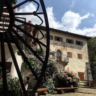 Mototurismo in Lessinia: il borgo di Giazza