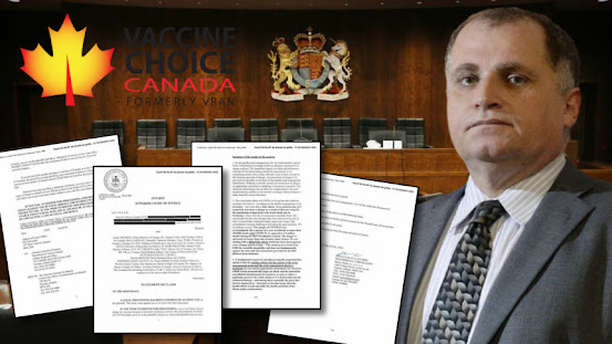 Rocco Galati constitution law lockdowns pandemic masking vaccines lawsuit Canada