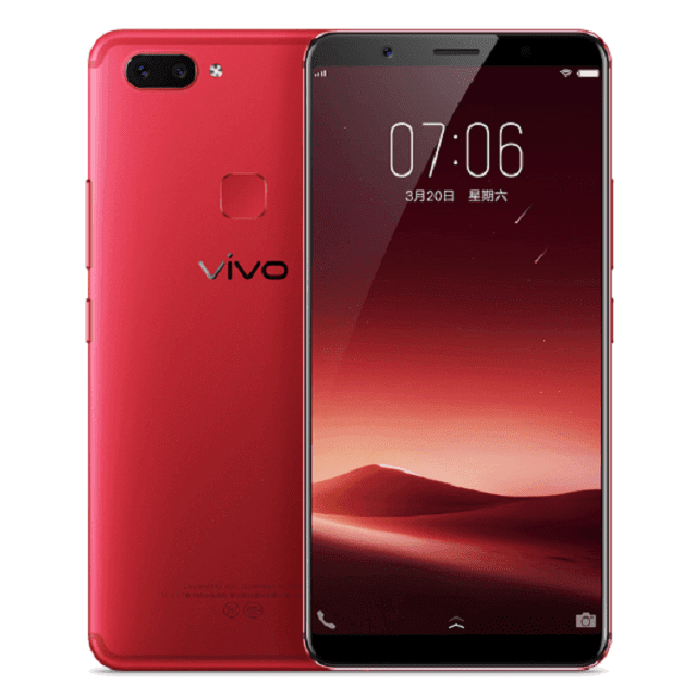 Official Firmware Vivo X20 PD1709F