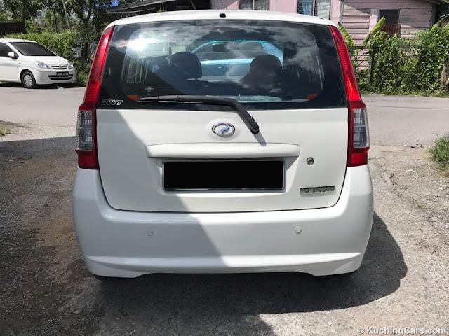 Perodua Viva EZ