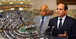 على عبد العال رئيس مجلس النواب يهنئ الرئيس السيسى بمناسبة ذكرى ثورة 30 يونيه