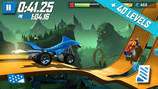 hot wheels game android