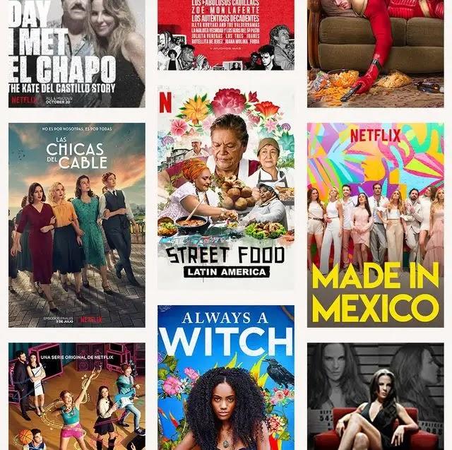 index of Spanish TV Series