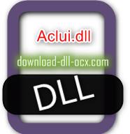 Aclui.dll download for windows 7, 10, 8.1, xp, vista, 32bit