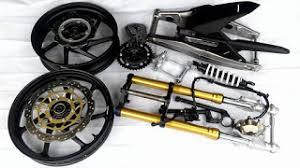 Suspensi Honda CBR 250RR dua Sillinder