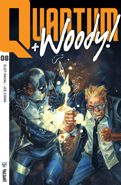 QUANTUM AND WOODY! #8