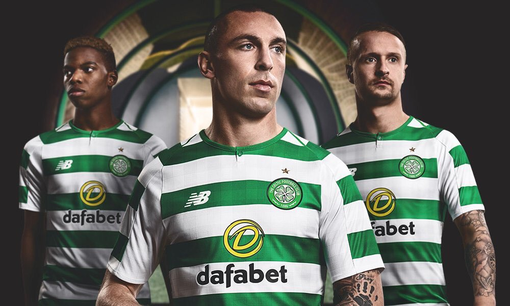 new arrival 14b95 8b8d2 Celtic 18-19 Home Kit Released - Footy Headlines