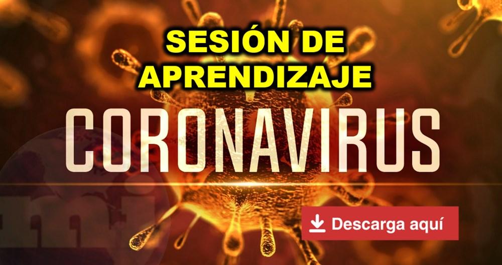 Sesión de Aprendizaje sobre el Coronavirus
