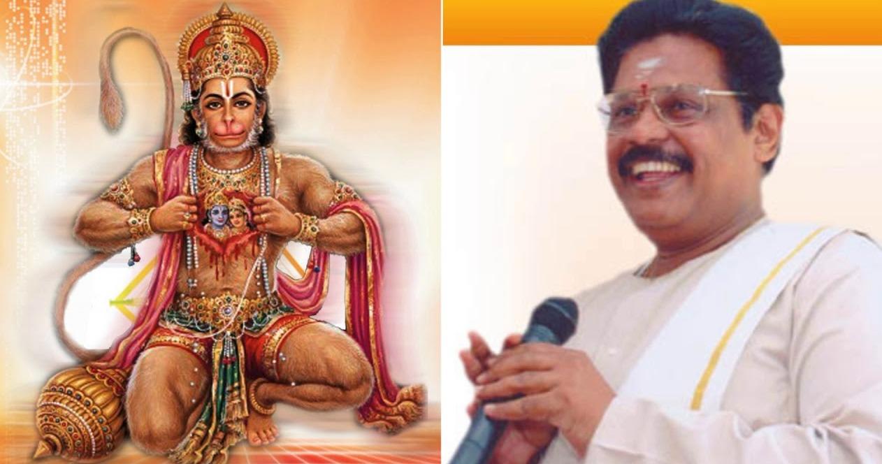Suki Sivam Tamil Speech Hanuman perumai