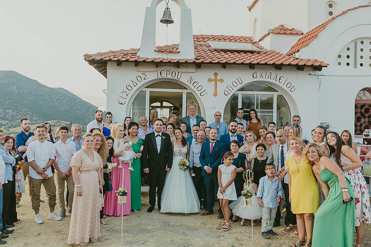 Φωτογράφιση γάμου Πρέσπες