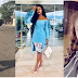 See the savage response cee-c gave to a girl who told her to work on her angry legs