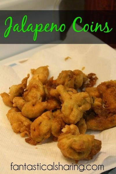 deep fried jalapeno coins