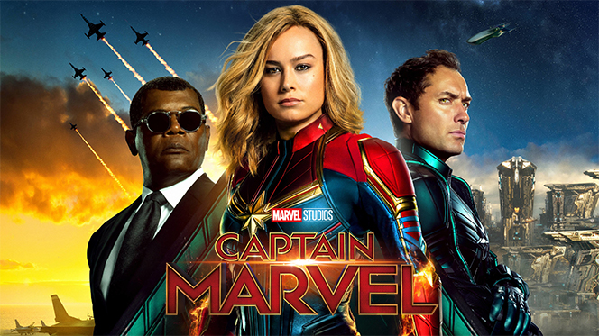 Capitana Marvel (2019) BRRip Fulll HD 1080p Latino-Ingles