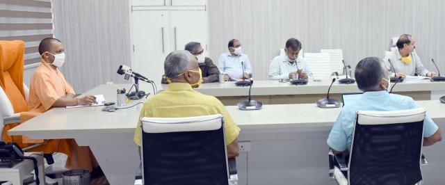 राज्य सरकार ग्रामीण अर्थव्यवस्था को सुदृढ़ करने के लिए प्रतिबद्ध -मुख्यमंत्री योगी