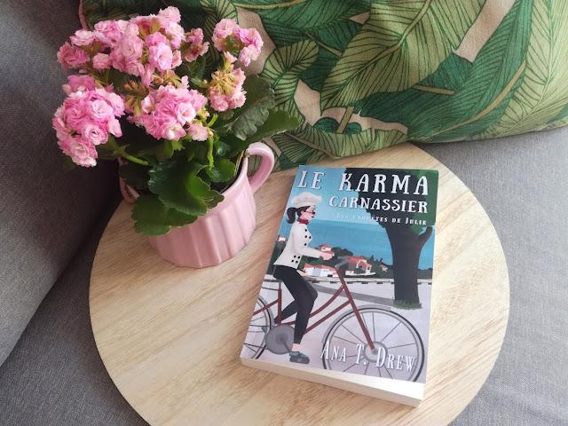 Le Karma Carnassier de Ana T. Drew