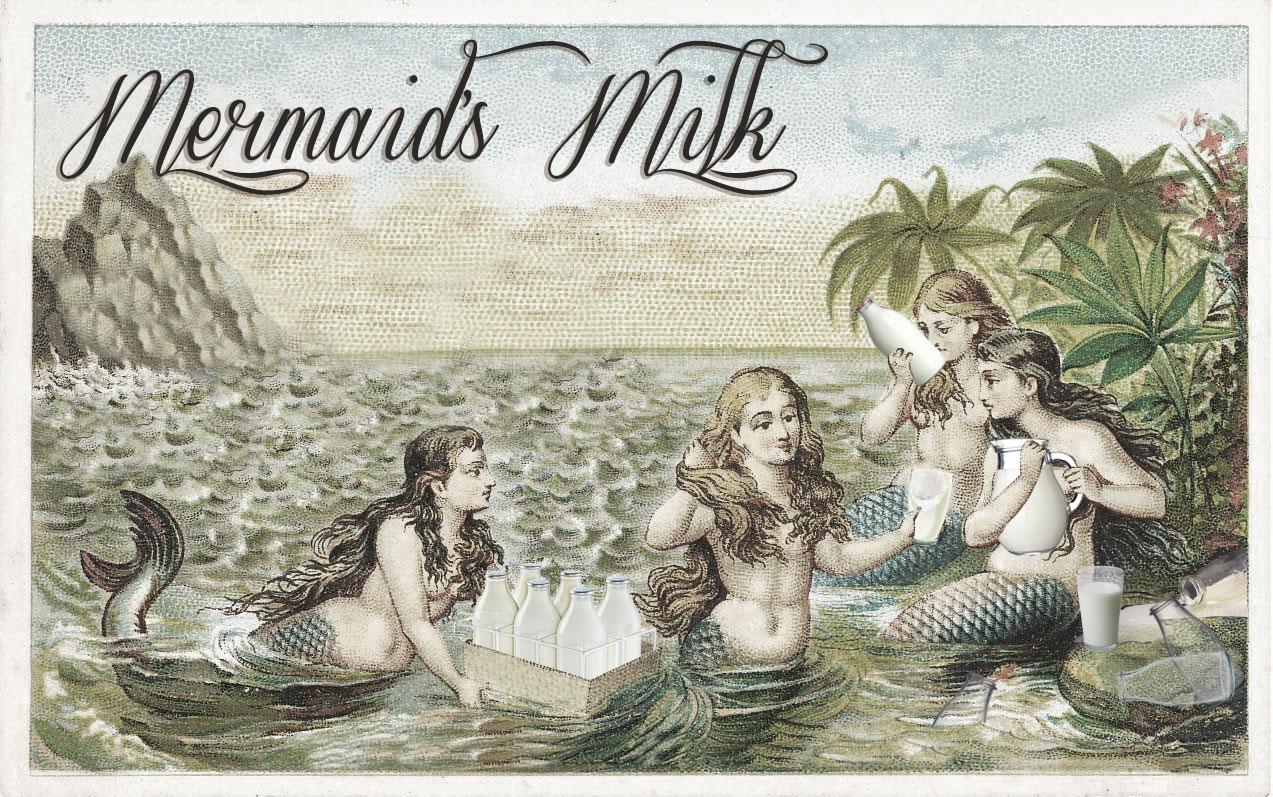 Mermaid's Milk © Graeme Walker / The Pebble Museum 2019
