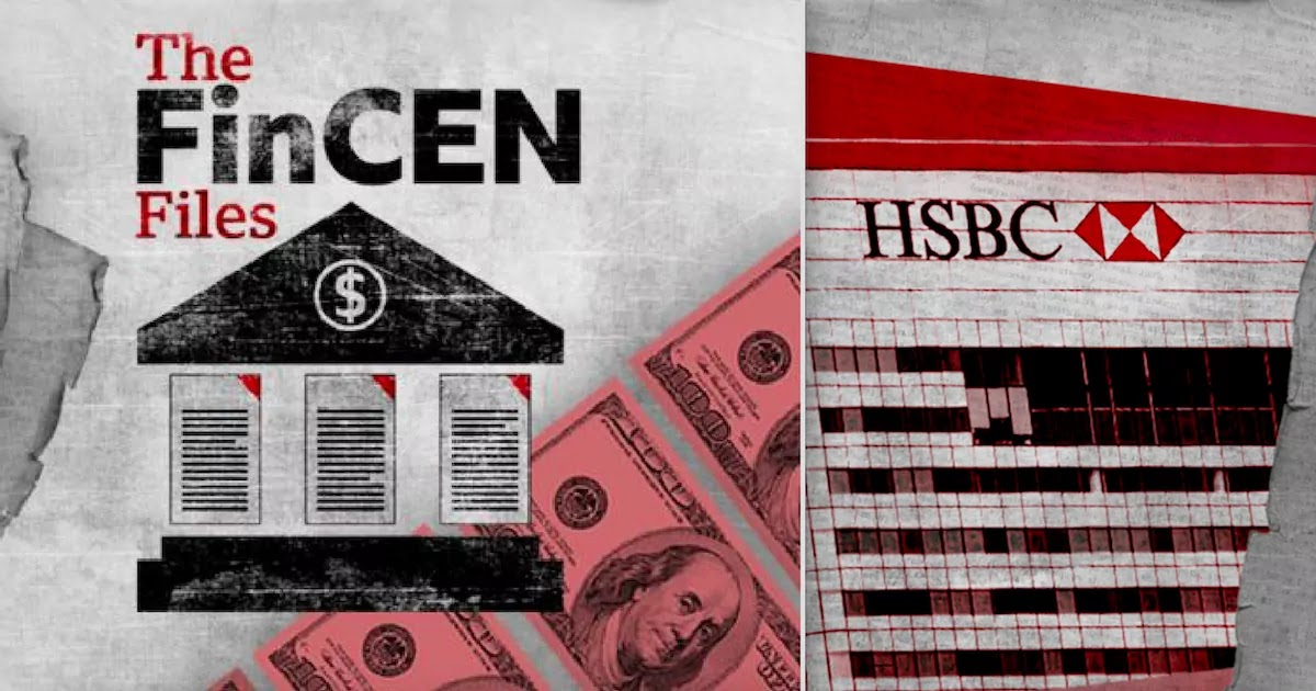 FinCEN Files Leak: Major Banks Were Involved In Money Laundering And Assisting Those Involved In Criminal Activity And Terrorism