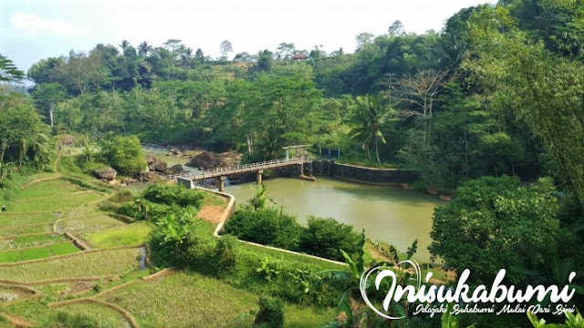 Bendungan Cibeber Perbatasan Sukabumi Cianjur