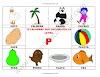 10 palabras u objetos que inician con la letra P