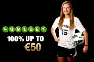 Unibet Football Bonus