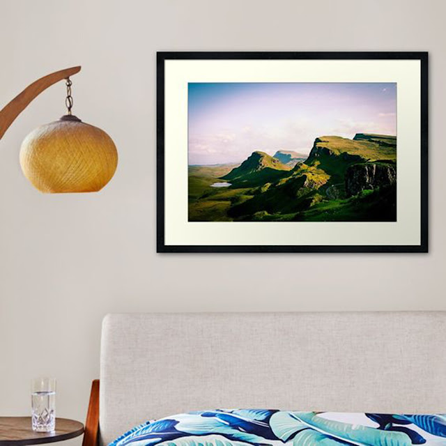 Scotland Travel Fine Art Print