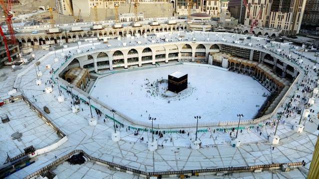 Mengapa Dinamakan Masjidil Haram, Bukan Masjidil Halal?