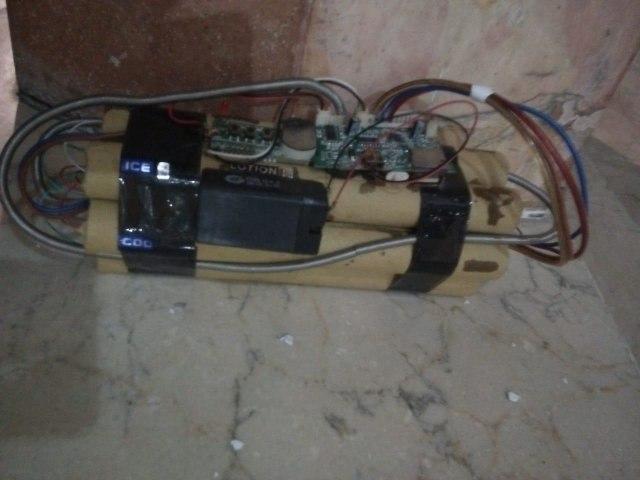 Kronologi Pria Pembawa Bom di Masjid Seruyan