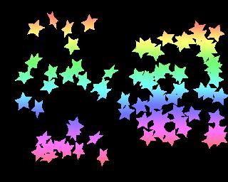 Estrelas - criação Stella
