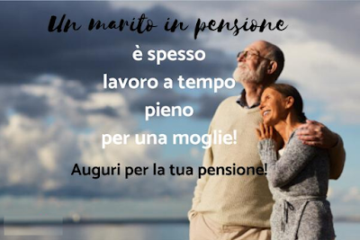 Auguri per la pensione