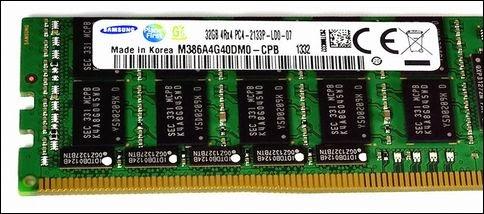 Оперативная память DDR4 4 Gb Samsung
