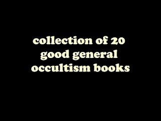occultism books