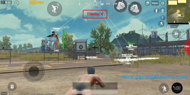 free esp hack pubg mobile