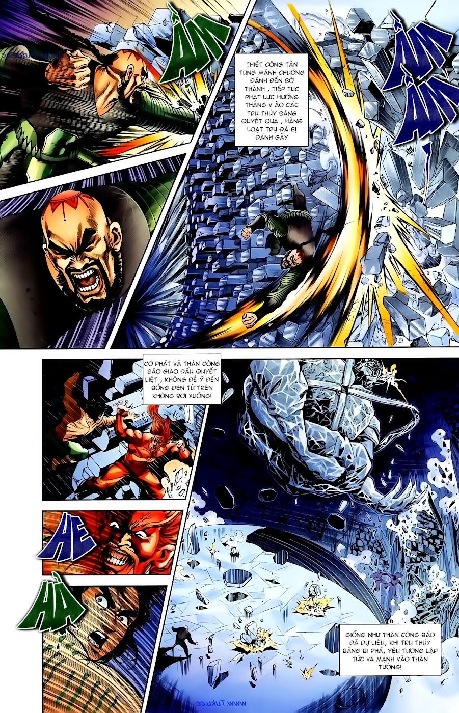 Cơ Phát Khai Chu Bản chapter 102 trang 20