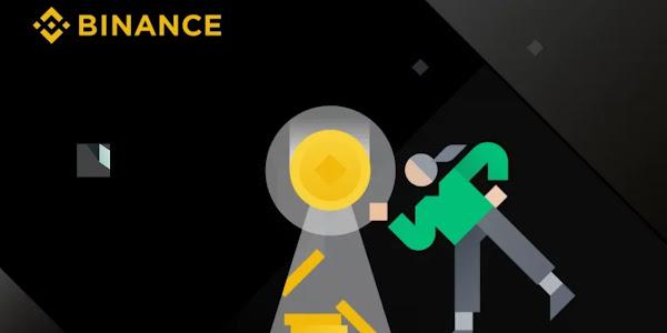 Cara Staking di Binance Exchange