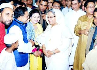 জননেত্রী শেখ হাসিনা পরিষদ প্রতিষ্ঠাতা সভাপতি জনাব মোঃ মনির খানের জন্মদিনের শুভেচ্ছা
